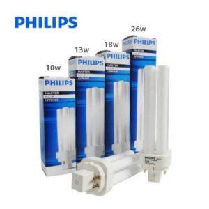 Bóng đèn compact Philips Master PL-C 18W/830/2P