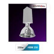 Đèn chóa cao áp nhà xưởng Duhal HBM 250 1x250W