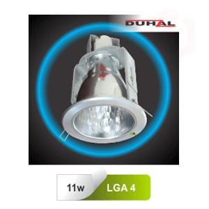 Đèn downlight âm trần tiêu thụ điện năng thấp, ánh sáng ổn định, ít tỏa nhiệt và tuổi thọ cao.