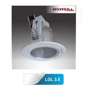 Đèn downlight âm trần Duhal LGL 3.5