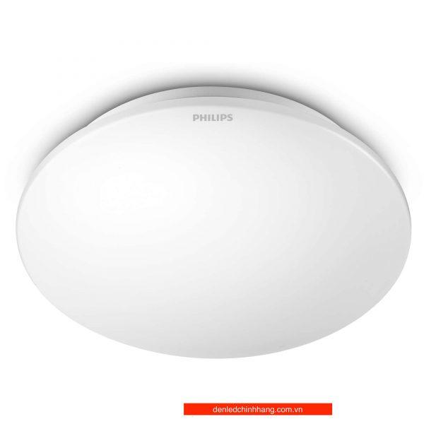 Đèn ốp trần led Philips 16W là có bề ngoài sang trọng giúp ích vẻ đẹp cho diện tích bên trong nhà, tiết kiệm điện năng tiêu thụ và thân thiện với môi trường