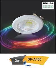 Đèn âm trần led DF-A400 duhal được thiết kế với mẫu mã phong phú đa dạng, đáp ứng nhiều nhu cầu sử dụng khác nhau, tăng tính thẩm mỹ và sang trọng cho công trình. Sản phẩm thay thế dễ dàng