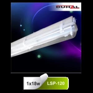 Máng đèn chống thấm LSP 120 Duhal T8