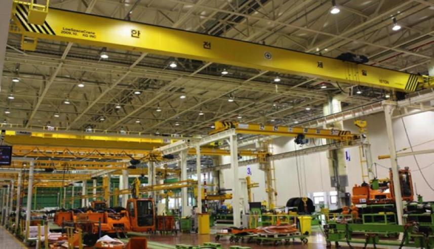 Đèn-cao-áp sử dụng tại nhà xưởng
