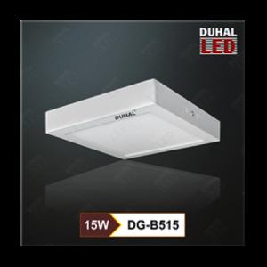 Đèn-Led-ốp-trần-Duhal DG-B515 15W