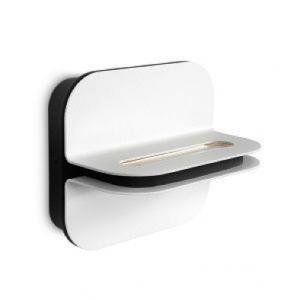 Thể hiện thiết kế thẩm mỹ bằng việc sử dụng lớp kim loại bên ngoài làm nổi bật màu sắc, đem lại thiết kế hiện đại và màu sắc thẩm mỹ cho không gian chiếu sáng. Đèn gắn tường 33257 Philips được thiết kế phù hợp với đường nét sắc sảo, hiện đại.