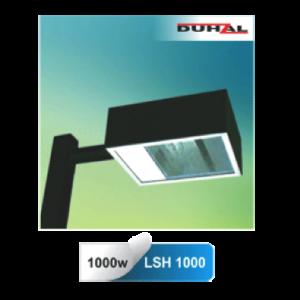 Sử dụng chóa đèn pha Duhal LSH 1000 chiếu sáng phục vụ cho các sân thi đấu, công trình đô thị, đường phố, đường cao tố, đường khu công nghiệp, bãi đậu xe… là một lựa chọn thông minh mà người sử dụng nào cũng cần phải quan tâm để thu được nhiều lợi ích.