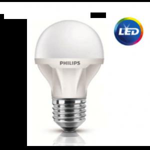 Bóng đèn Led Philips - LED EcoBright 6-60W E27 3000/6500K là sản phẩm mới được sản xuất theo tiêu chuẩn chất lượng cao đáp ứng nhu cầu chiếu sáng hiện đại.