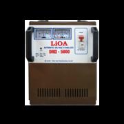 Ổn áp Lioa DRII-5000 5kVA 50 – 250V 1 pha hoạt động dùng để ổn định điện áp với mức cân bằng tránh các tình trạng lãng phí điện năng và thiết bị truyền điện hoạt động không tốt.