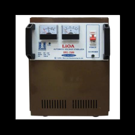 Ổn áp Lioa DRI-7500 7.5KVA 90-250V 1 pha