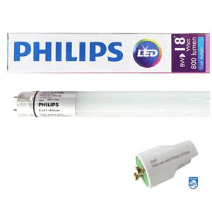 Bóng đèn Ecofit led tube 0m6 8W 740/765 thuỷ tinh là một giải pháp chiếu sáng hiện đại với những đặc tính chiếu sáng ổn định và tiết kiệm