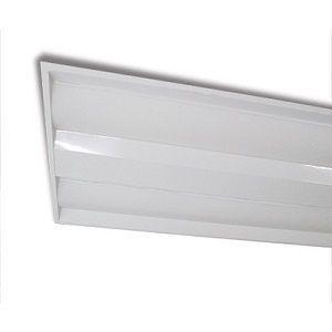 Bộ đèn LED âm trần M15L 60x120/72W sử dụng chip LED chất lượng cao có tuổi thọ và hiệu suất sáng cao.Bề mặt bộ đèn sử dụng tấm tán xạ ánh sáng tạo mặt sáng đều, giảm độ chói