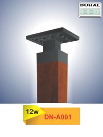 trụ đèn Led sân vườn DN-A001