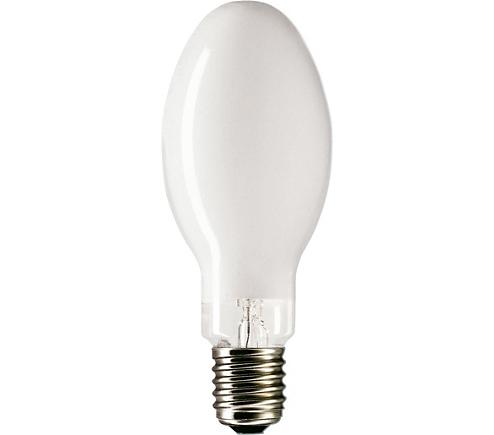 bóng đèn cao áp dạng d=bầu sodium đó là bóng cao áp Natri với hai hình dạng, một là thẳng, 2 là bầu dục, nó cho màu sắc ánh sáng vàng