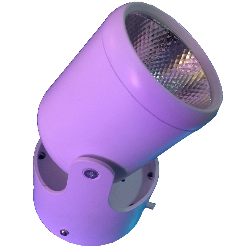 Đèn chiếu điểm thiết bị chiếu sáng hiện đại nhất
