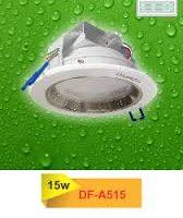 Đèn âm trần led tán quang DFA515 Duhal