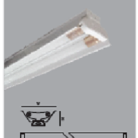 Đèn led chóa sơn tĩnh điện DTJ120 Duhal