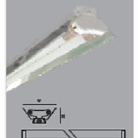 Đèn led chóa phản quang DLJ120 Duhal