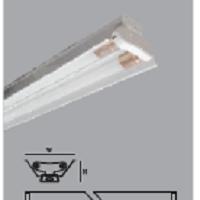 Đèn led chóa sơn tĩnh điện DTJ220 Duhal
