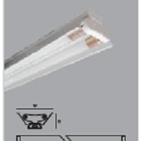 Đèn led chóa sơn tĩnh điện DTJ140 Duhal
