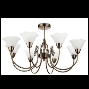 Đèn gắn trần phòng khách 37933 Philips bronze ghftg