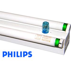 Máng đèn huỳnh quang 1.2m Philips TMS012 T8 2x36W