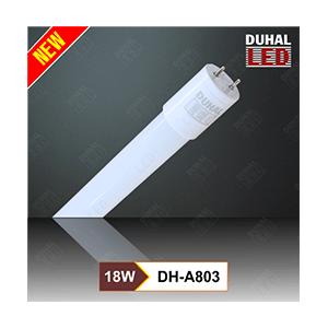 Bóng đèn led tuýp Duhal DH-A803(1,2m) sử dụng điện áp 220v. không cần dùng chấn lưu (ballast) và starter, khởi động sáng tức thì, không gây tiếng ồn, tiết kiệm điện. Sản phẩm rất thích hợp lắp đặt vào máng đèn huỳnh quang truyền thống
