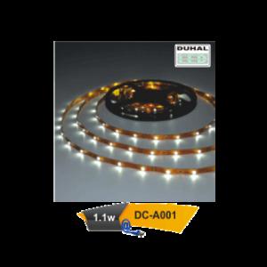Đèn led dây Duhal DC-A001 được dùng chiếu sáng tại các khu thương mại, trung tâm giải trí, dùng làm trang trí và một số ứng dụng khác. Với công nghệ chip Led hiện đại của Duhal, dòng sản phảm led dây mang lại nhiều lựa chọn cho khách hàng với hệ thống chiếu sáng của mình