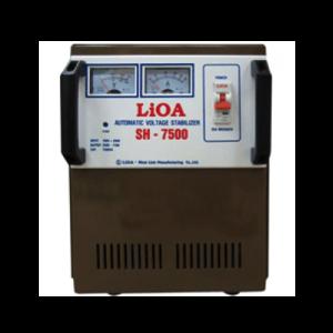 Ổn áp Lioa SH-7500 7.5KVA 150V-250V 1 pha
