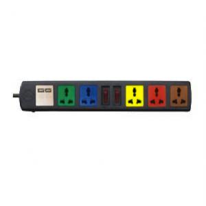 Việc lắp đặt cho hệ thống điện một ổ cắm đa năng có cổng sạc USB 6 ổ 3m 6D32NUSB Lioa giúp cho người tiêu dùng tận dụng được tối đa các hoạt động của các thiết bị điện trong nhu cầu tiêu thụ.