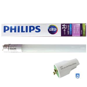 Bóng đèn Ecofit led tube 1m2 16W 740/765 thuỷ tinh là một giải pháp chiếu sáng hiện đại với những đặc tính chiếu sáng ổn định và tiết kiệm, bóng đèn Led 0m6 T8 Philips đang trở thành sản phẩm tin cậy được nhiều người tiêu dùng lựa chọn hiện nay