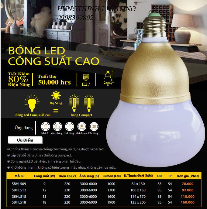 Bóng đèn Led Bulb DA-T504