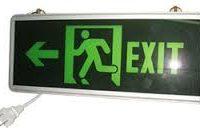 Đèn Exit thoát hiểm LSM Duhal