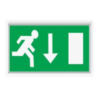 Đèn Exit thoát hiểm SNB Duhal
