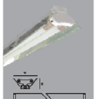 Đèn led chóa phản quang DLJ220 Duhal