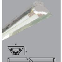 Đèn led chóa phản quang DLJ140 Duhal